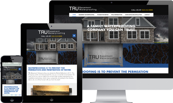 TRU Basement Waterproofing & Foundation Repair